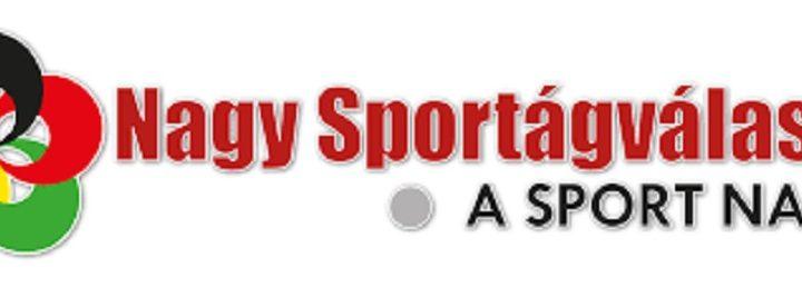 Nagy Sportágválasztó-M1 riport